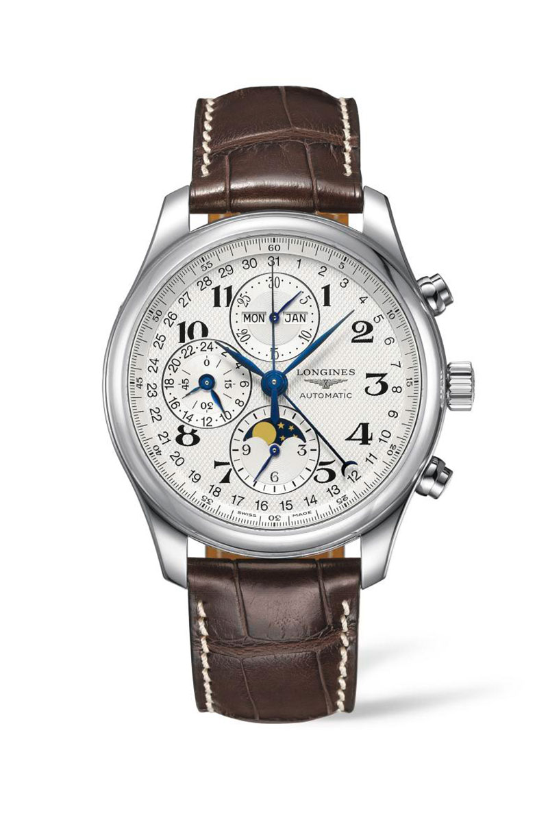 The Longines Master Collection (L2.773.4.78.3)